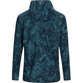 Peak Performance Freemont Print Jacket Herr pattern